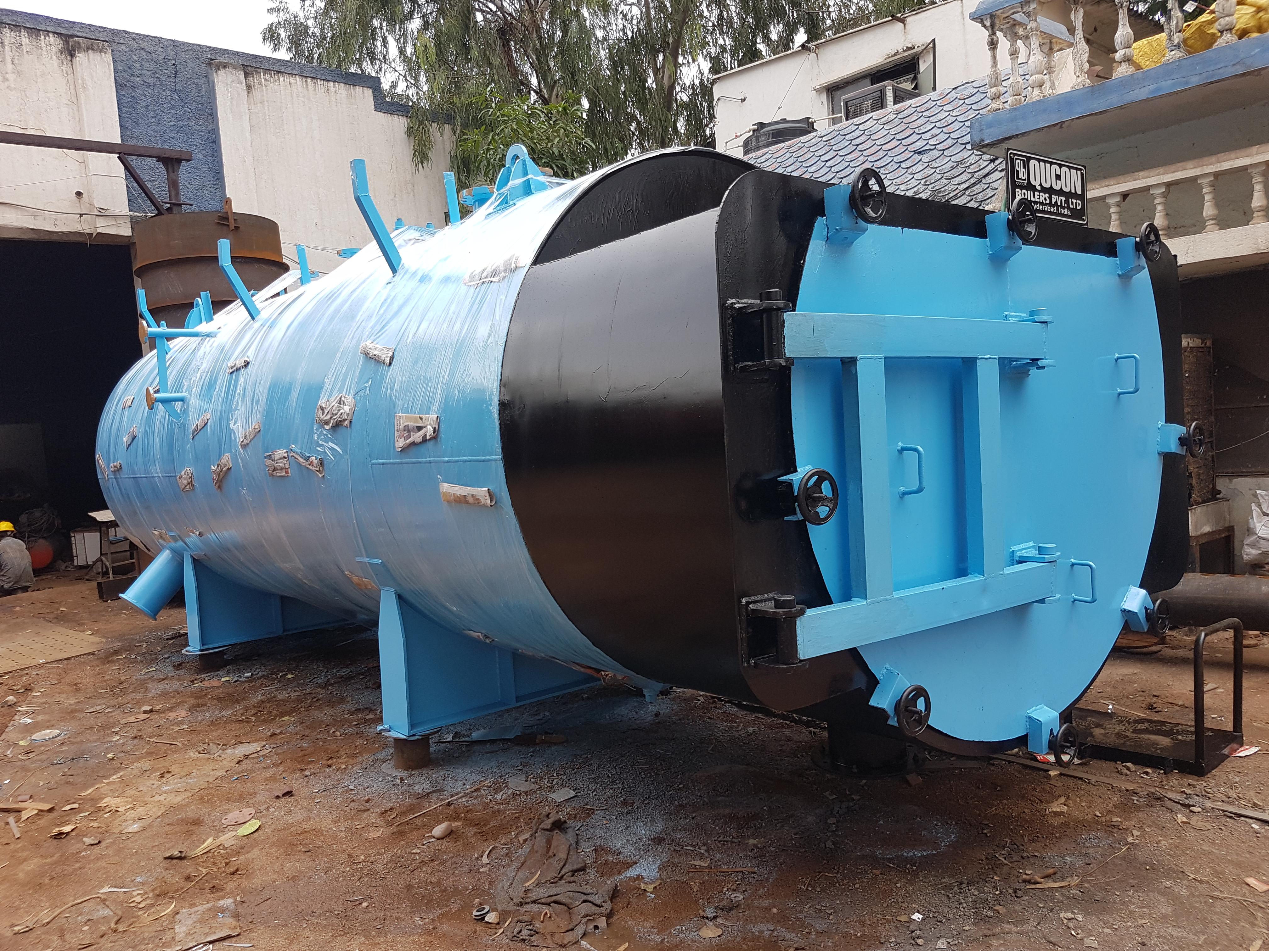 Qucon Boilers Pvt Ltd